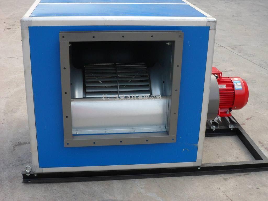 CCC柜式单速消防排烟风机