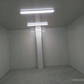 河南实验室净化板装修