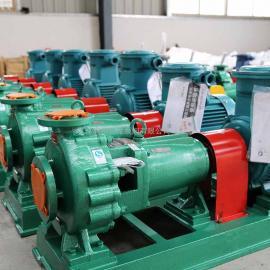 酸碱输送泵 耐腐蚀循环泵 IHF100-65-200