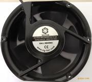 供应机箱机柜变频柜用优质大风量DC17251直流风机