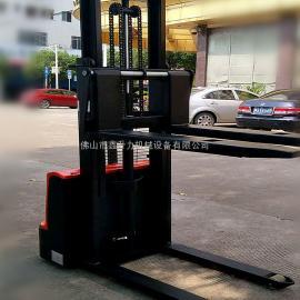 载重1吨2吨全电动叉车/电瓶液压堆高车/升高车/装卸车