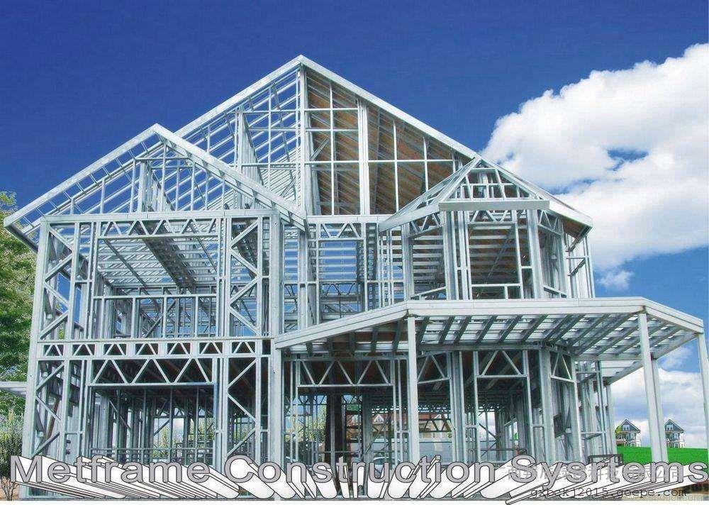 轻钢结构节能房屋--广西邦辰