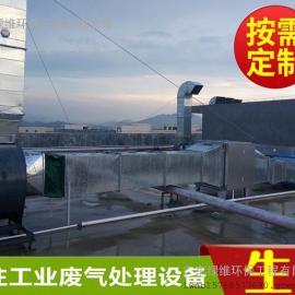 惠州环保工程塑料厂废气处理设备的优势