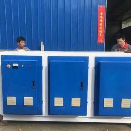 山东光氧催化废气处理生产厂家 低温等离子除臭设备