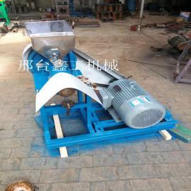 河北邢台鑫工隆尧县40型玉米膨化机 家用小型食品膨化机