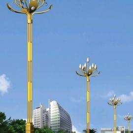 城市广场步行街景观灯