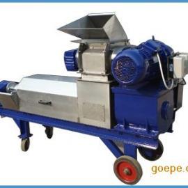 来图定做各种型号的火锅底料压榨机【单/双螺旋压榨】