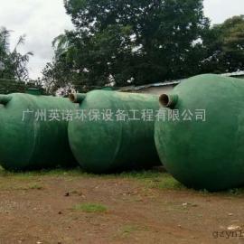 广州2立方成品玻璃钢隔油池