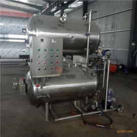 杀菌锅 卧式杀菌釜食品机械灭菌设备食品罐装瓶装高温杀菌