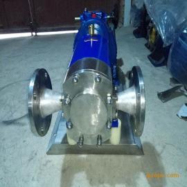 TLB凸轮转子泵,凸轮泵,芝麻酱泵恒烨专业生产