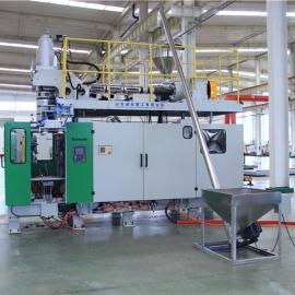 160公斤塑料桶加工制造机器