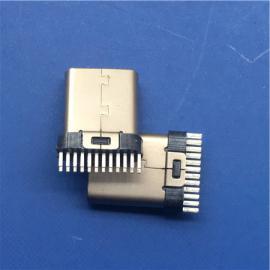 3.1�A板公�^ 加��USB type-C �A板0.8焊板式