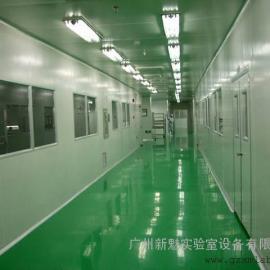 佛山食品厂洁净室装修公司 净化车间设计装修