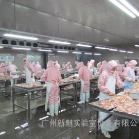 食品厂装修 食品车间设计 食品净化厂房设计