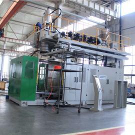 160公斤塑料桶生产机器