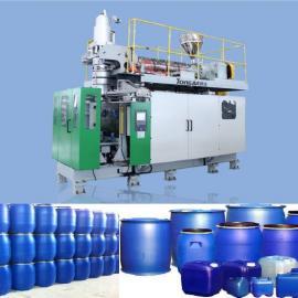 200L化工桶设备 化工桶机械 化工桶机器 吹塑机批发
