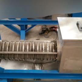粉肠压迫机的首选///粉肠5T双螺旋压迫机大型