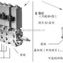 SKP-1 SKP-2滑阀式换向阀成都有货