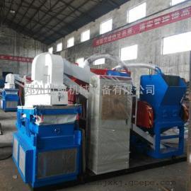 环保小型干式铜米机 600型杂线粉碎铜米机厂家 一套多少钱