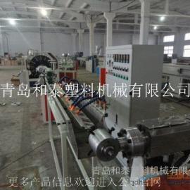 PVC纤维增强软管生产线,增强软管生产设备,塑料管生产设备