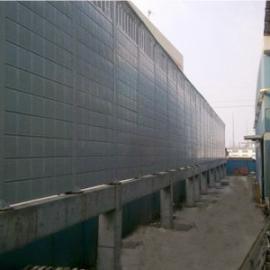 尚志市声屏障厂家 市政声屏障 空调机组隔音墙