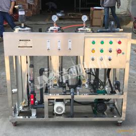 工业精密油水分离器 除油除杂过滤净化 切削液再生系统装置