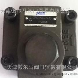 台湾7OCEAN七洋DMG-G02-2C-W-82换向阀