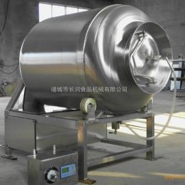 厂家直销全自动真空滚揉机 肉制品水果蔬菜真空腌制机