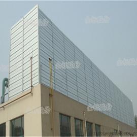 定制冷却塔隔声屏障 冷却塔降噪隔音墙制作过程