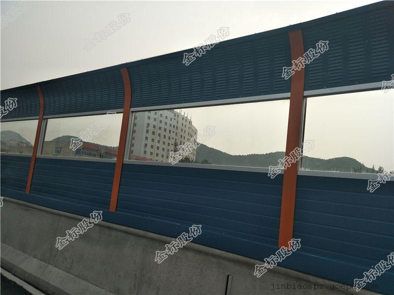 高架桥声屏障直立型声屏障