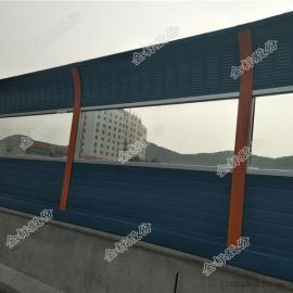高架桥声屏障 市政高架声屏障 市政道路隔音屏障