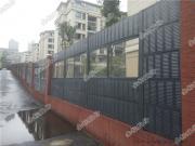 小区声屏障 住宅楼隔音墙 居民楼隔音屏障