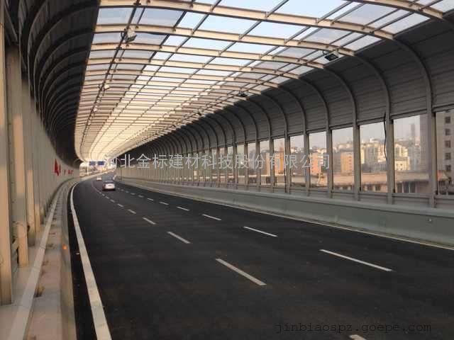 专业声屏障桥梁生产、安装厂家