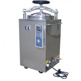 立式压力蒸汽灭菌器LS-100HD数显、手轮式