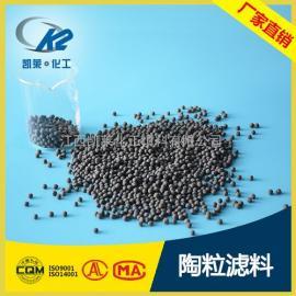 污水处理滤料 高效挂膜生物陶粒
