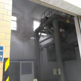 自动垃圾转运站除臭