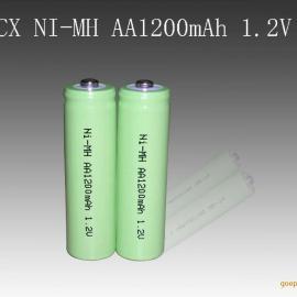 厂家供应镍氢电池 AA1200mAh 1.2V