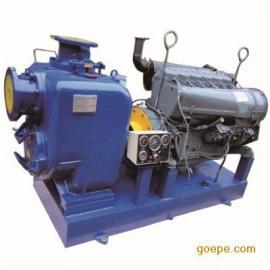 君�|柴油�C水泵 JT式��自吸排污泵 柴油�C抽�S泵 化工污水泵