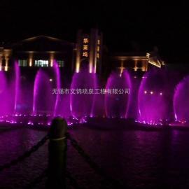 人工湖 大型音乐喷泉 程控喷泉 组合音乐喷泉