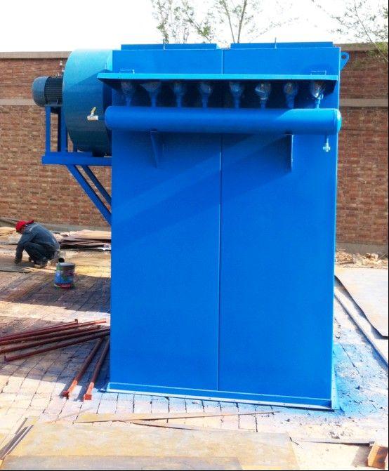 烟台单机除尘器/布袋脉冲除尘器厂家