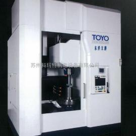 日本进口TOYO东洋RV减速机摆线齿轮磨床&摆线齿轮磨齿机