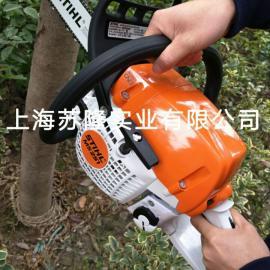 日本斯蒂尔STIHLMS382油锯 大功率砍木锯