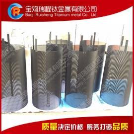 水处理降COD用钛电极 钌铱涂层钛阳极 贵金属涂层钛阳极网