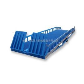 移动式登车桥移动液压登车桥叉车桥装卸平台高空作业平台
