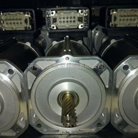 欧式变频调速电机1.5kw 大小车欧式驱动电机与科尼通用轮