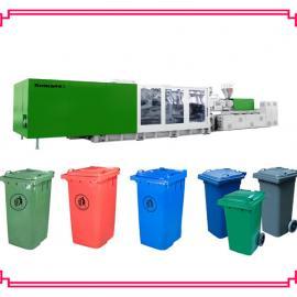 小区专用环卫垃圾桶生产设备环卫垃圾桶生产机器
