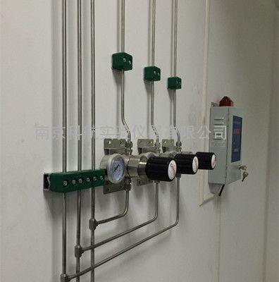研究所,大学实验室气路管道设计安装