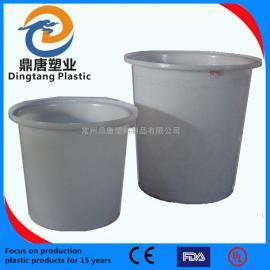 食品级腌制 酿酒 发酵 PE圆形塑料桶