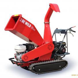 GTS1300R 自走式碎枝机 碎枝机 威而德碎枝机