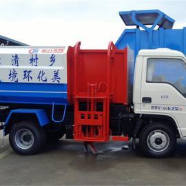 买一台挂桶垃圾车几多钱_厂家直销挂桶垃圾车_直销挂桶式垃圾车